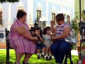 kto ponosi odpowiedzialność za otyłość u dzieci
