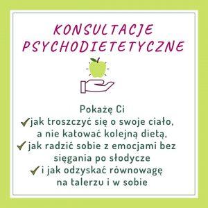 konsultacje psychodietetyczne oferta